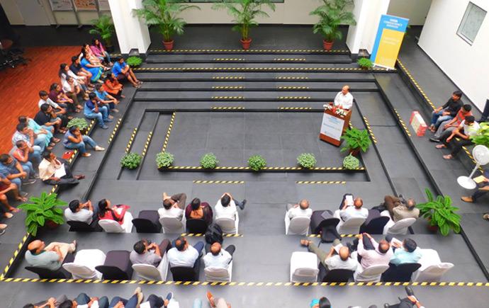 India campus